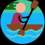 Paddelfreunde Icon